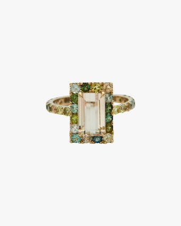Yi Collection Tourmaline Spring Ring 1