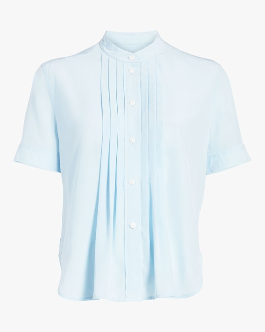 rag & bone Sarah Button-Up Blouse 0