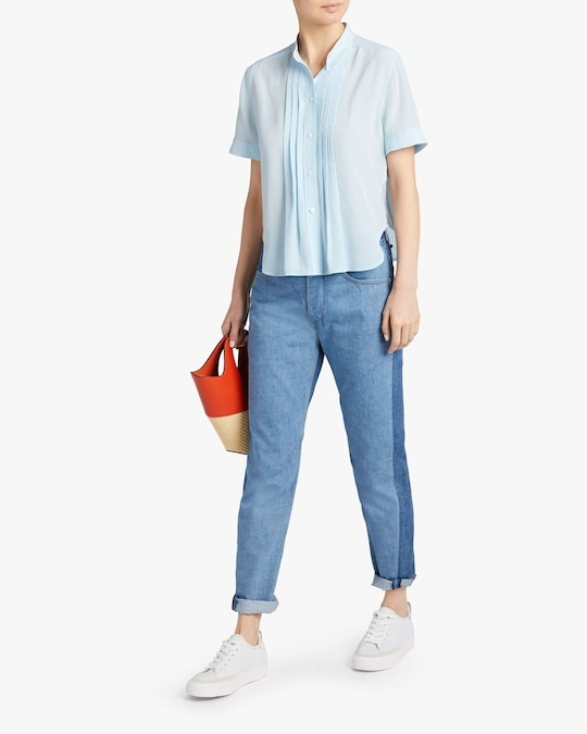 rag & bone Sarah Button-Up Blouse 1