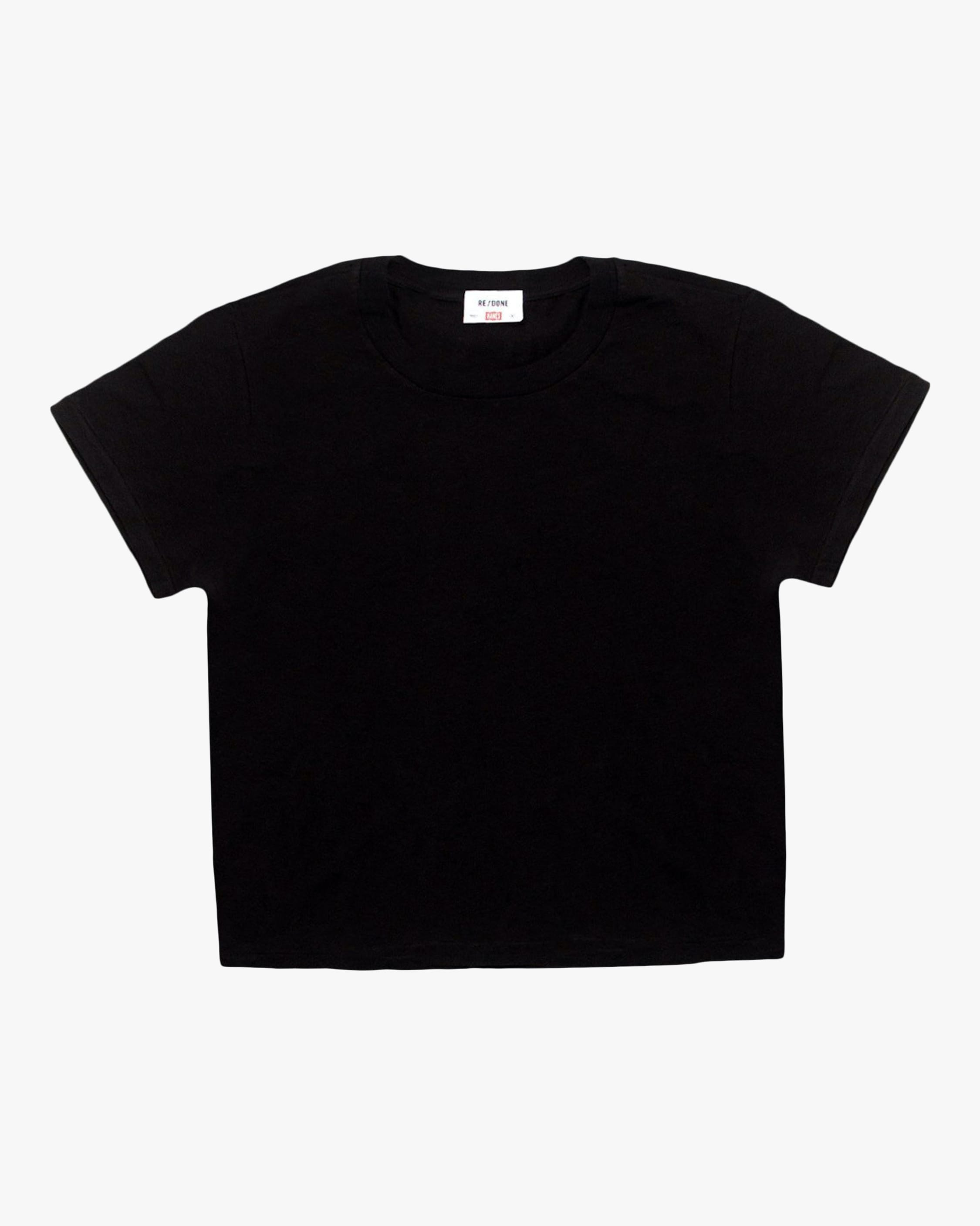 Re/done BOXY TEE SHIRT