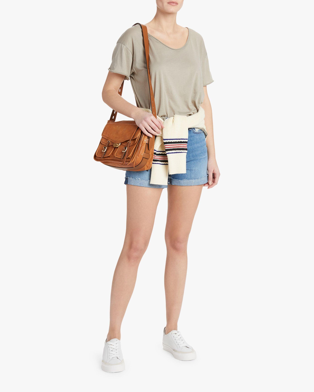 Nina High-Rise Shorts