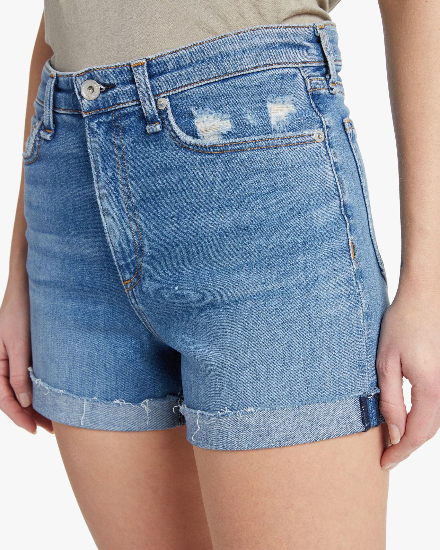 rag & bone Nina High-Rise Shorts 4