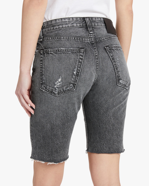 rag & bone Rosa Mid-Rise Walking Shorts 3