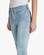 rag & bone Maya High-Rise Ankle Straight Jeans 3