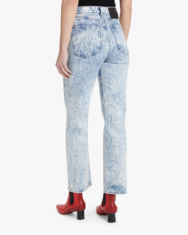 rag & bone Ruth Super High-Rise Straight Jeans 3
