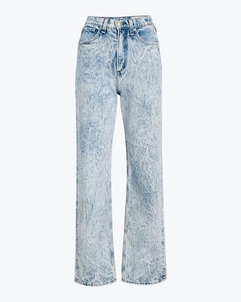 rag & bone Ruth Super High-Rise Straight Jeans 1