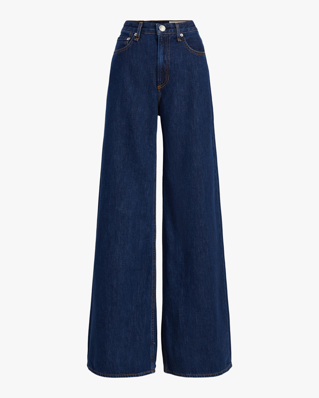 Ruth Super High-Rise Ultra Wide-Leg Jeans