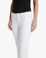 rag & bone Cate Low-Rise Cut-Off Flare Jeans 3