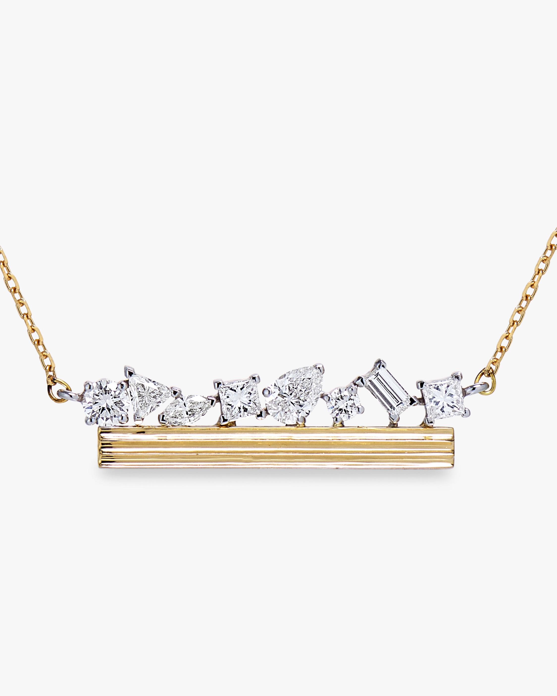 Swati Dhanak Column Bar Necklace 1