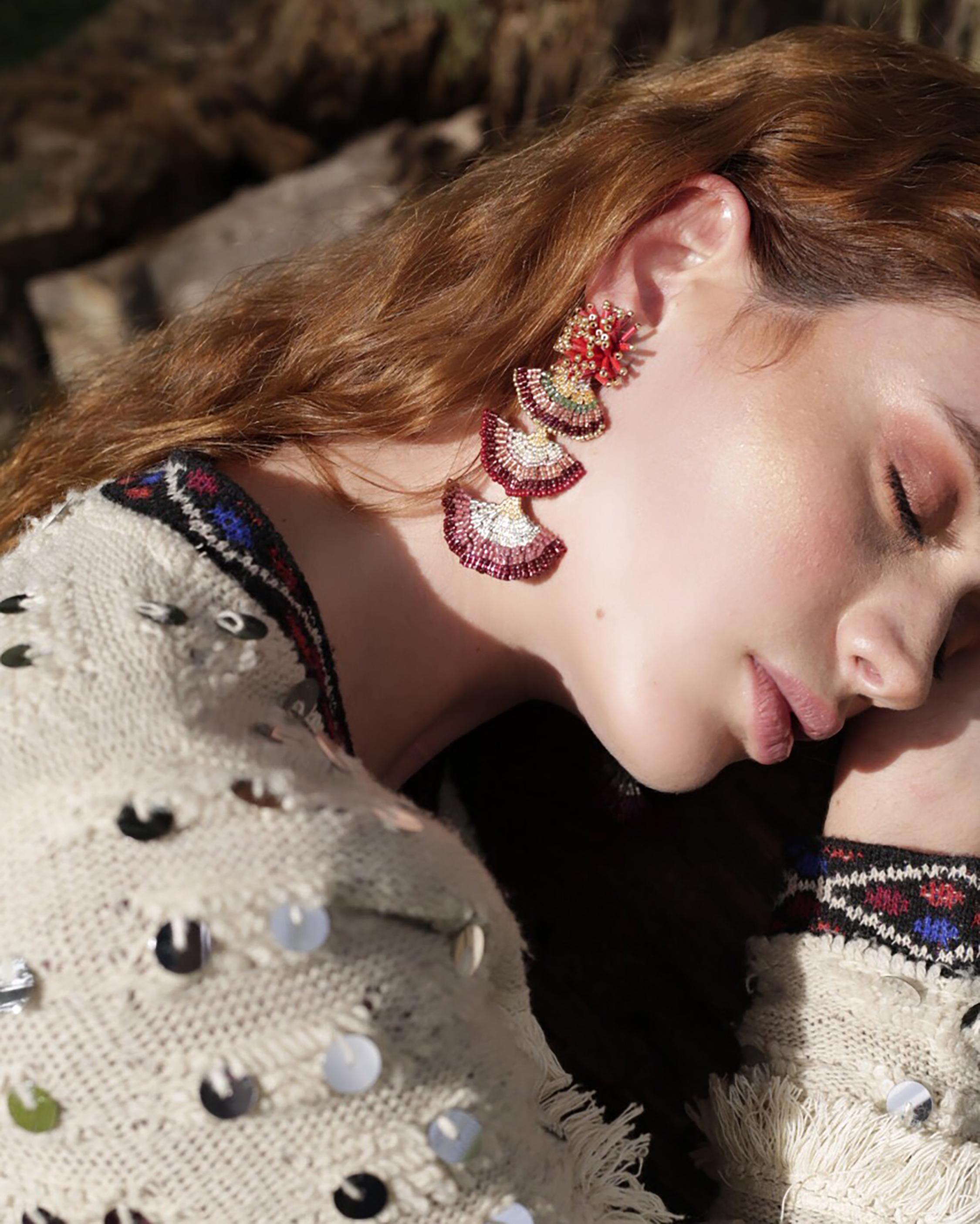 MÄHA & MORENA Vera Earrings 2