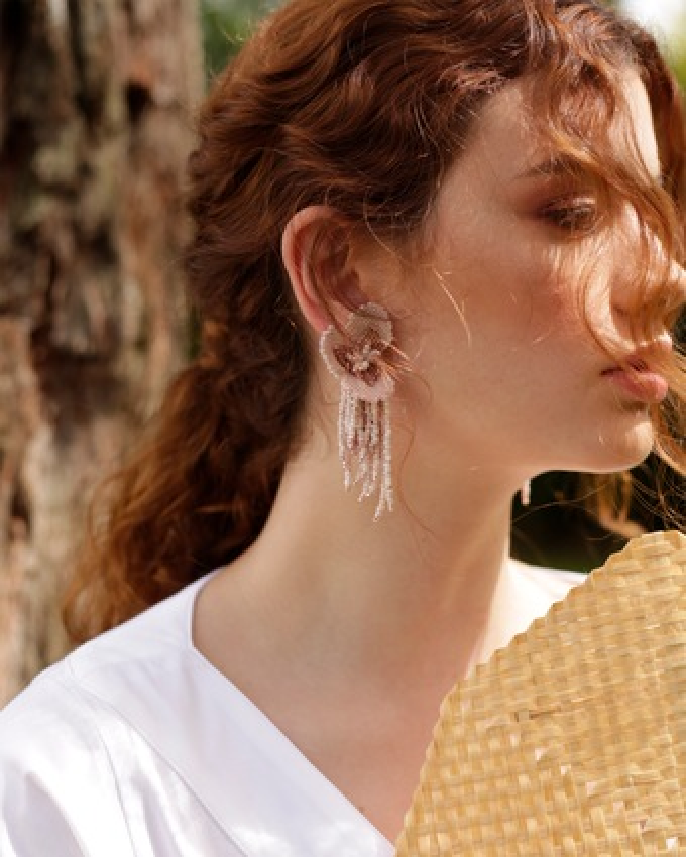 MÄHA & MORENA Rosedal Earrings 2