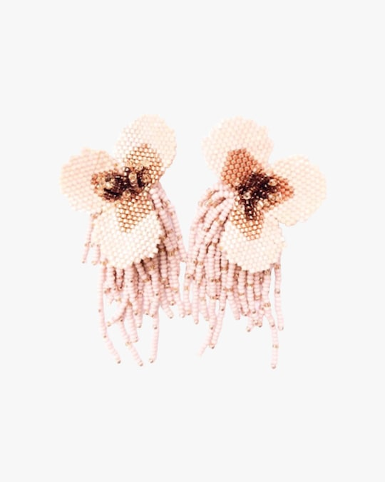 MÄHA & MORENA Rosedal Earrings 0