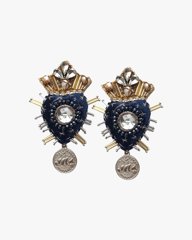 MÄHA & MORENA Margaret Earrings 1