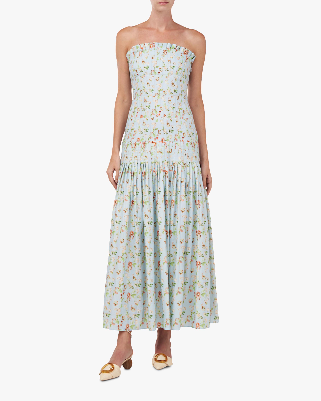 Amur Hiyori Strapless Dress 1