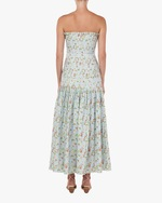 Amur Hiyori Strapless Dress 2