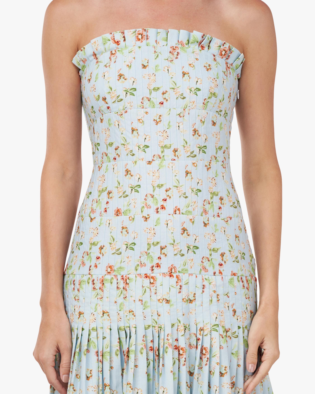 Amur Hiyori Strapless Dress 3