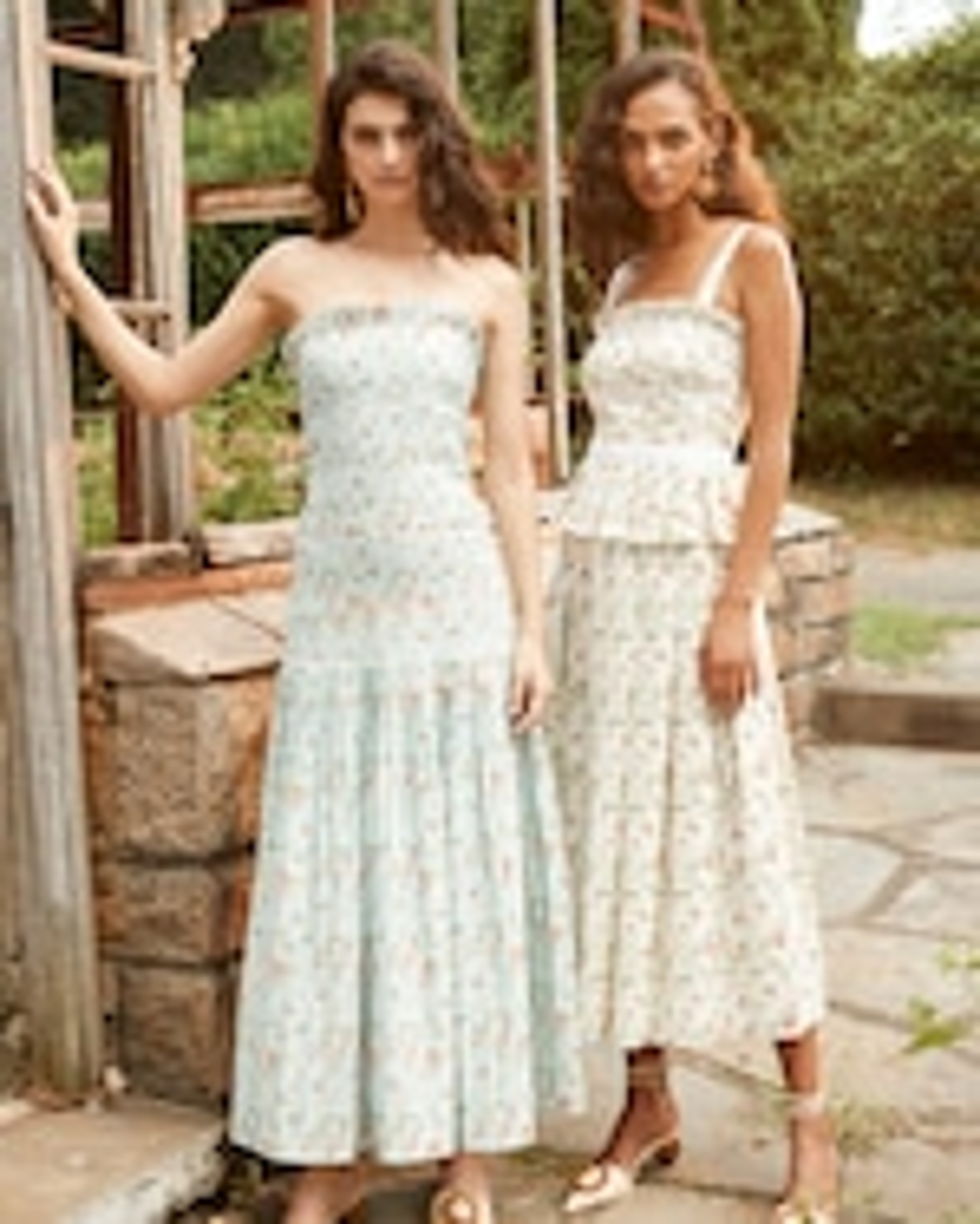 Amur Hiyori Strapless Dress 4