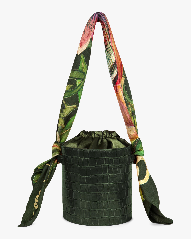 Montunas Isla Leather Bucket Bag 2