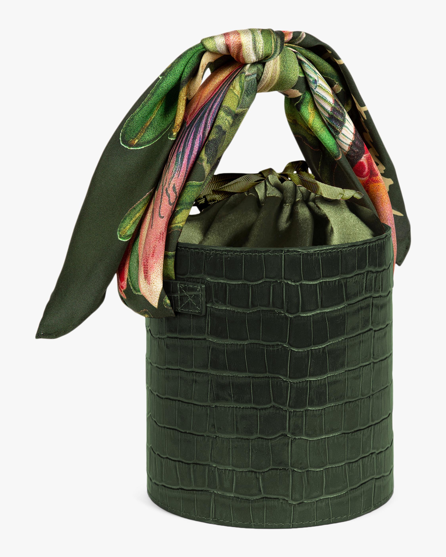 Montunas Isla Leather Bucket Bag 3