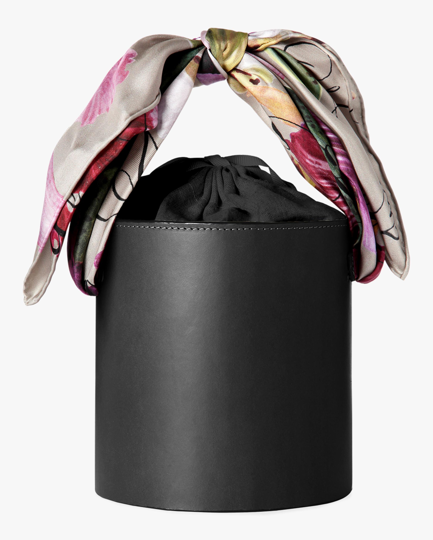 Montunas Isla Leather Bucket Bag 0