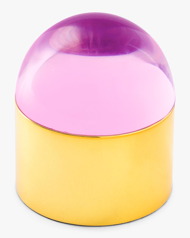 Small Pink Globo Box