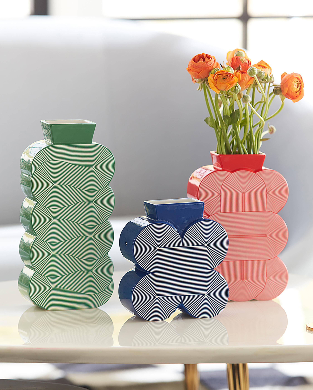 Jonathan Adler Large Pompidou Vase 1
