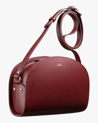 A.P.C. Demi-Lune Crossbody Bag 2