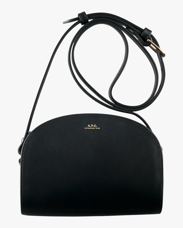 A.P.C. Demi-Lune Mini Bag 0