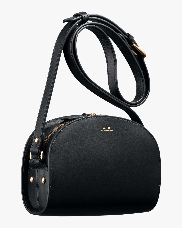 A.P.C. Demi-Lune Mini Bag 1