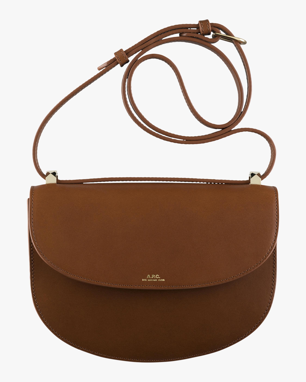 A.P.C. Geneve Crossbody Bag 1