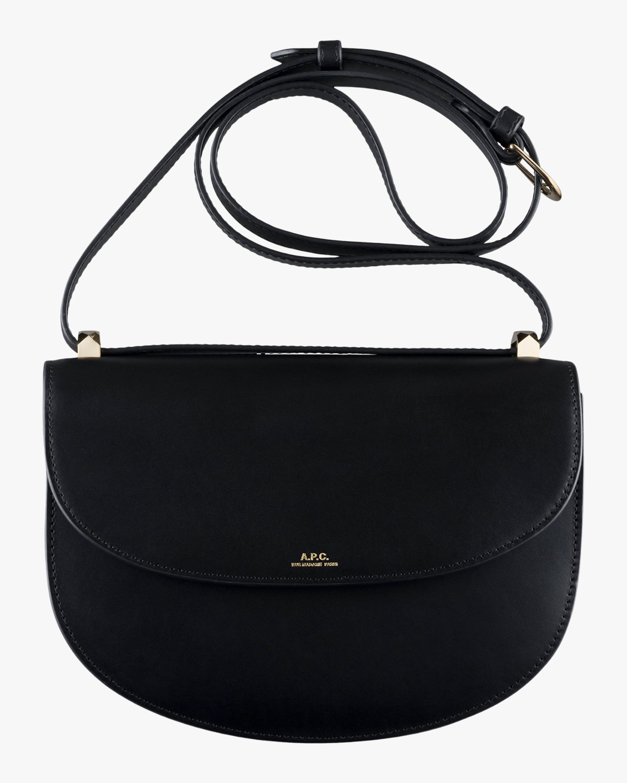 A.P.C. Geneve Crossbody Bag 0