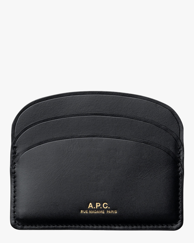 A.P.C. Demi-Lune Cardholder 1