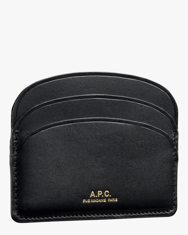 A.P.C. Demi-Lune Cardholder 2