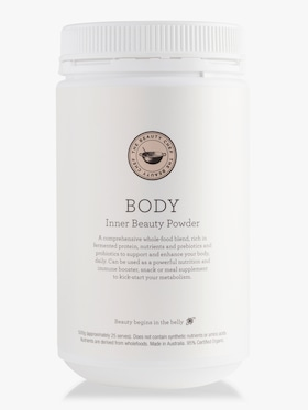 Body Inner Beauty Powder - Chocolate with Matcha 17.6oz
