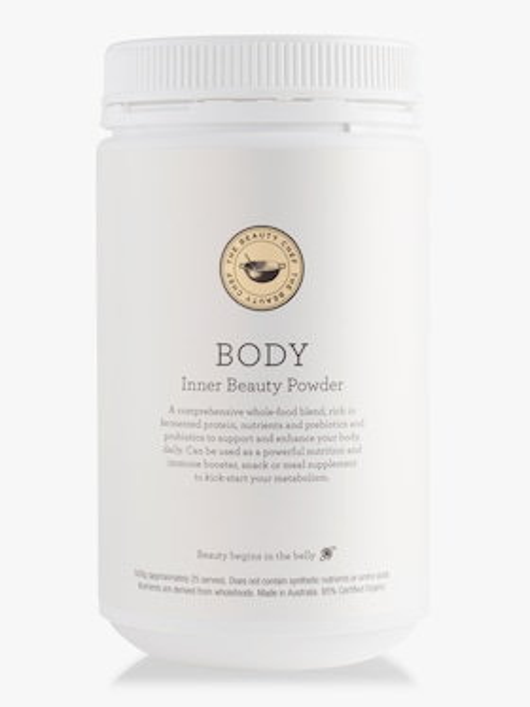 Body Inner Beauty Powder - Vanilla with Matcha 17.6oz