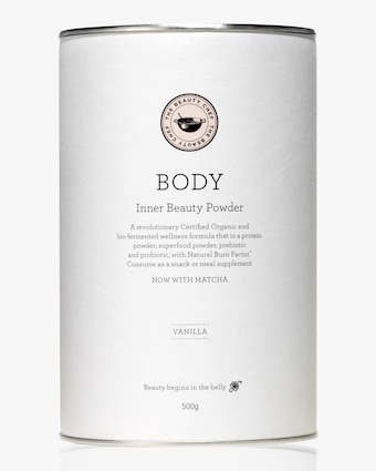 Body Inner Beauty Powder - Vanilla with Matcha 17.6oz