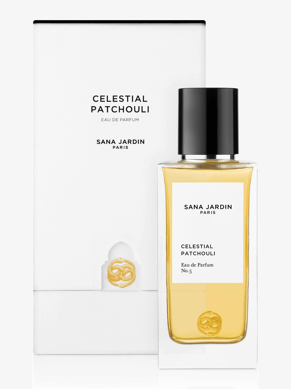 Sana Jardin Celestial Patchouli Eau de Parfum No.5 100ml 1
