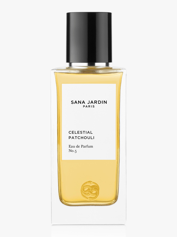 Sana Jardin Celestial Patchouli Eau De Parfum No.5 100ml 2