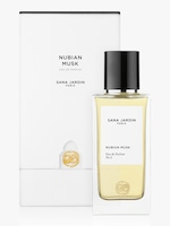 Sana Jardin Nubian Musk Eau de Parfum No.6 100ml 0