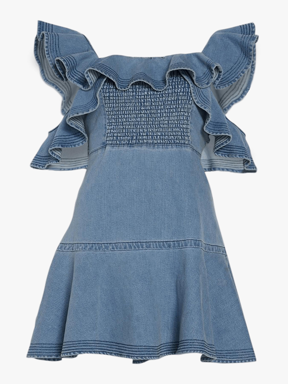 Denim Lara Dress