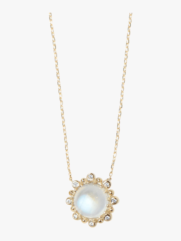 Dew Drop Étoile Mini Necklace