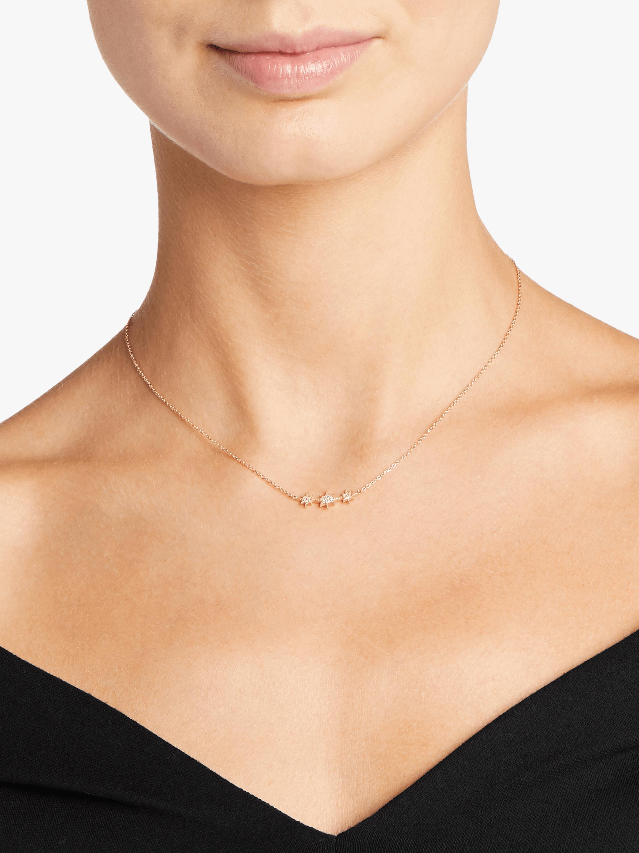Anzie Aztec North Star Bar Necklace 1