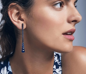 Flexible Cascade Earrings