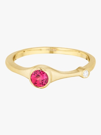 Spinel Stackable Ring