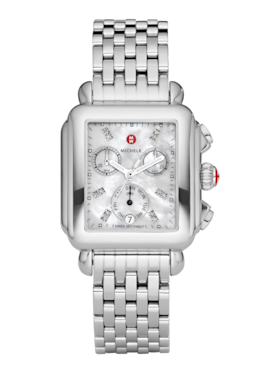 Deco Diamond Watch