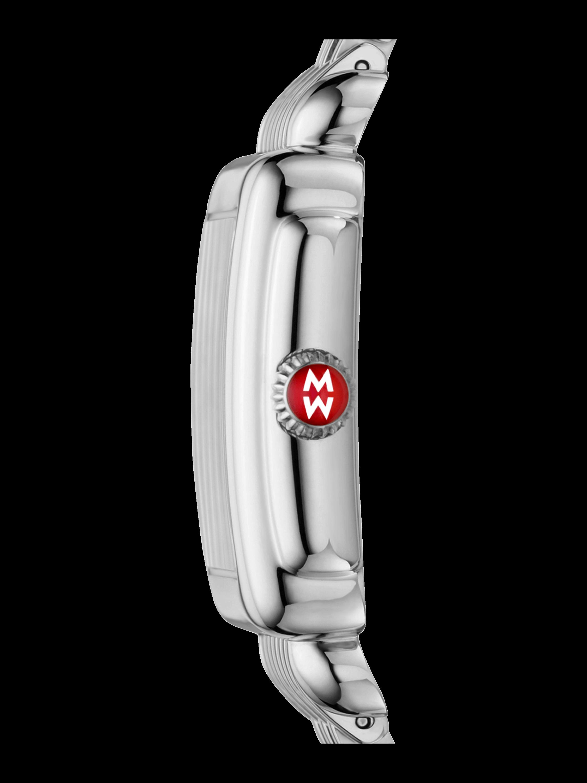 Deco Mid Diamond Dial Watch