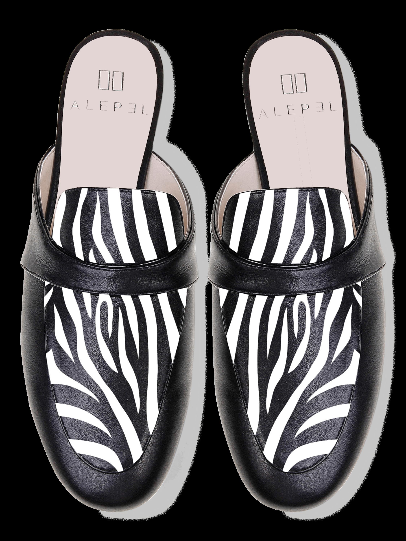 Zebra Mule