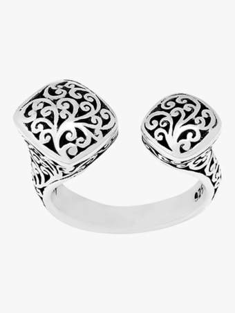 Two Bead Ring