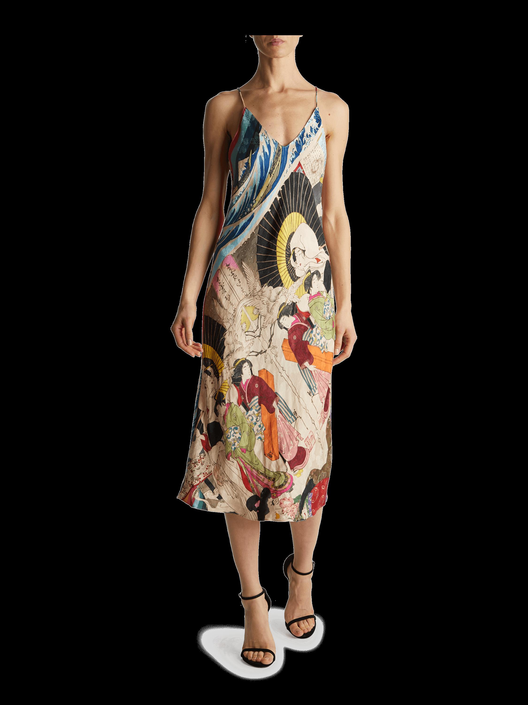 Trippin Slip Dress