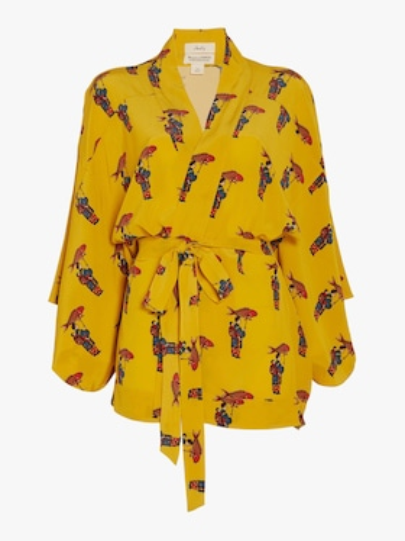 Kangoo Pajama Blouse
